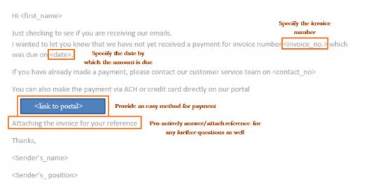 HighRadius Email Template 3