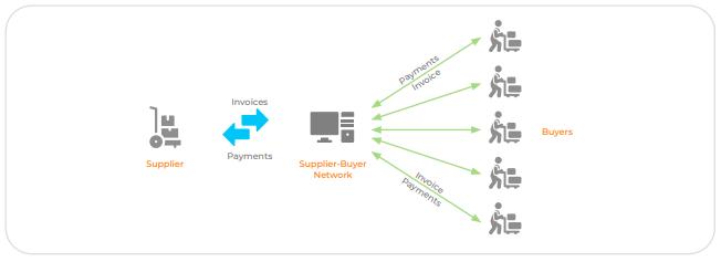Supplier-Buyer Network