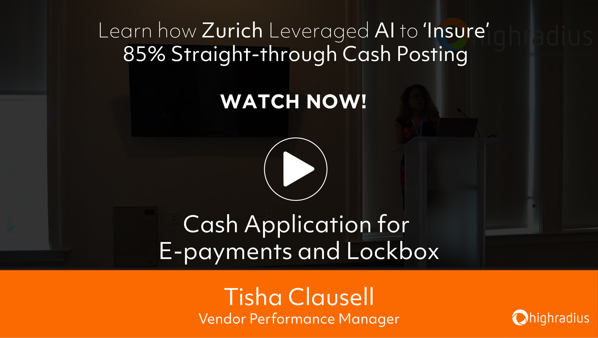 Cash Application for E-payments and Lockbox