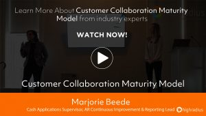 Customer Collaboration Maturity Model