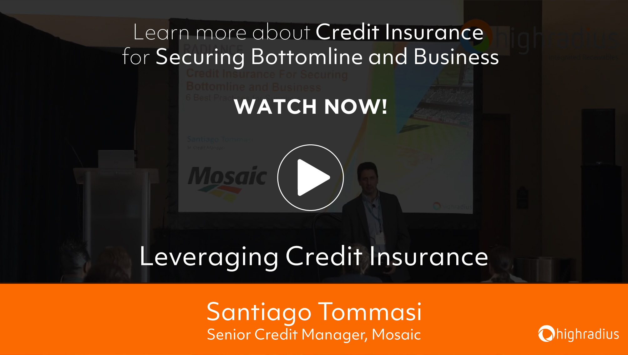 Leveraging Credit Insurance