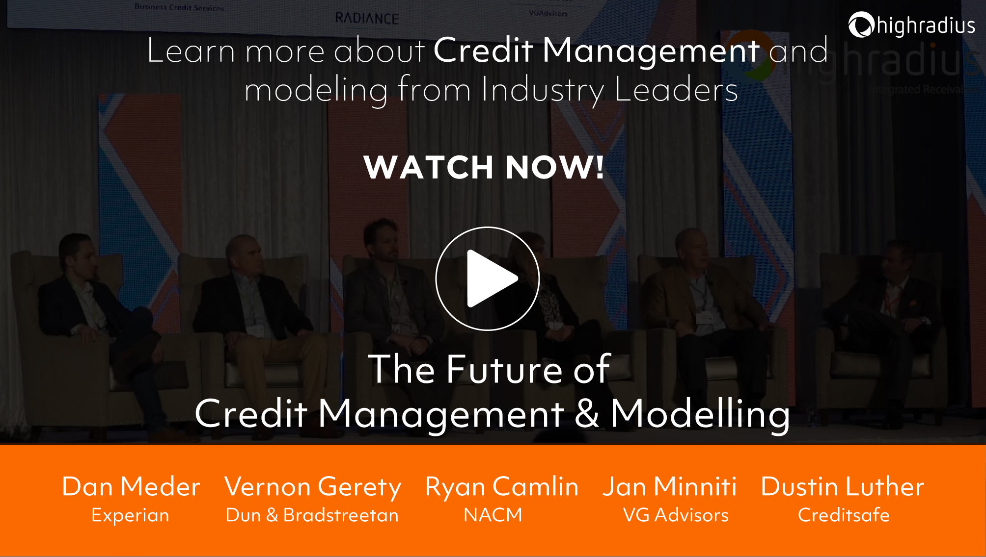 The Future of Credit Management & Modelling
