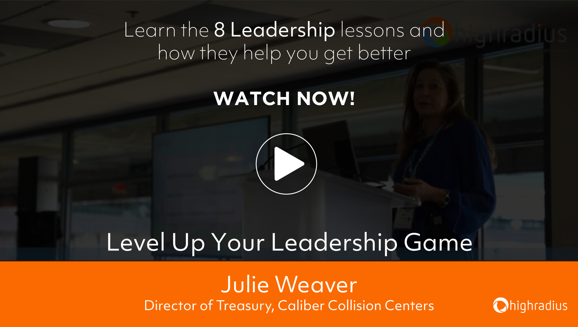 Level Up your Leadership Game