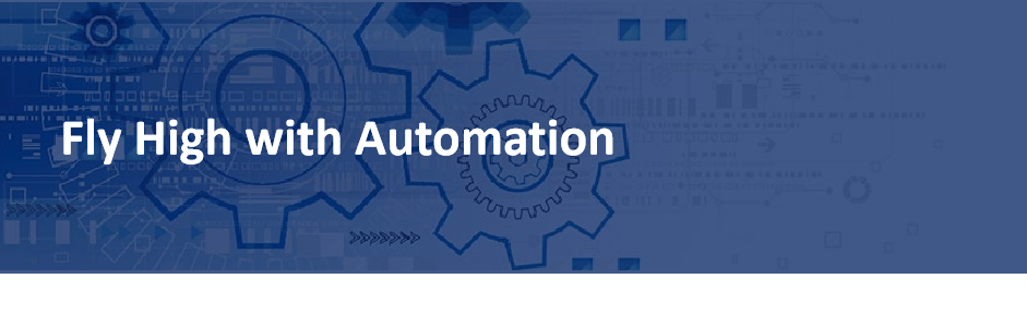 Fly High with Automation