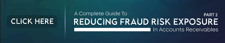 Reduce fraud in A/R Part 1 CTA
