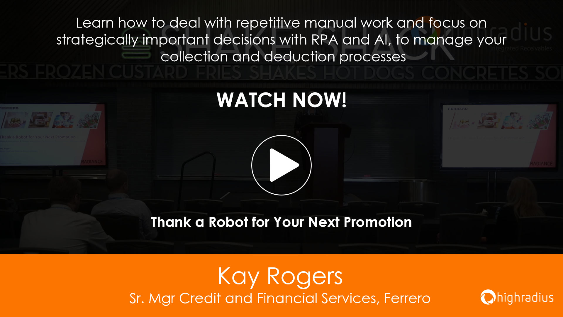 Thank a Robot for Your Next Promotion