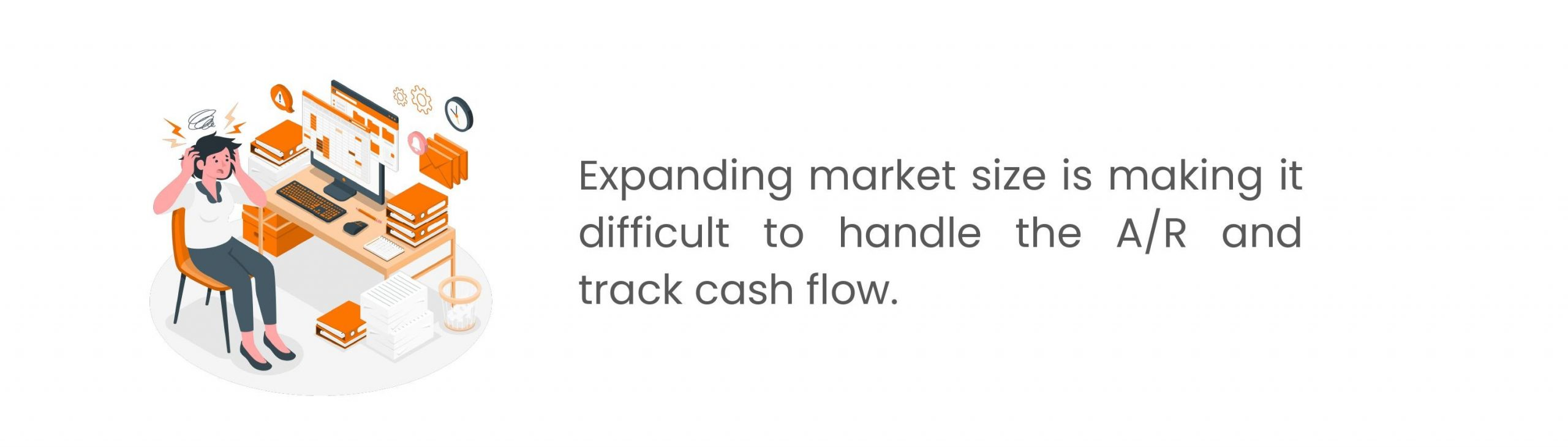 Challenges Faced by Mid-Market in Maintaining a Steady Cash Flow
