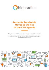 Accounts Receivable Moves to the Top of the CFO Agenda