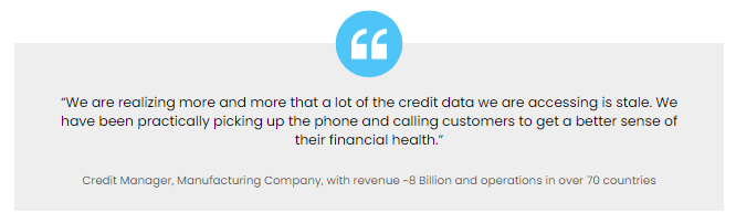 Real-Time Credit Data-Quote