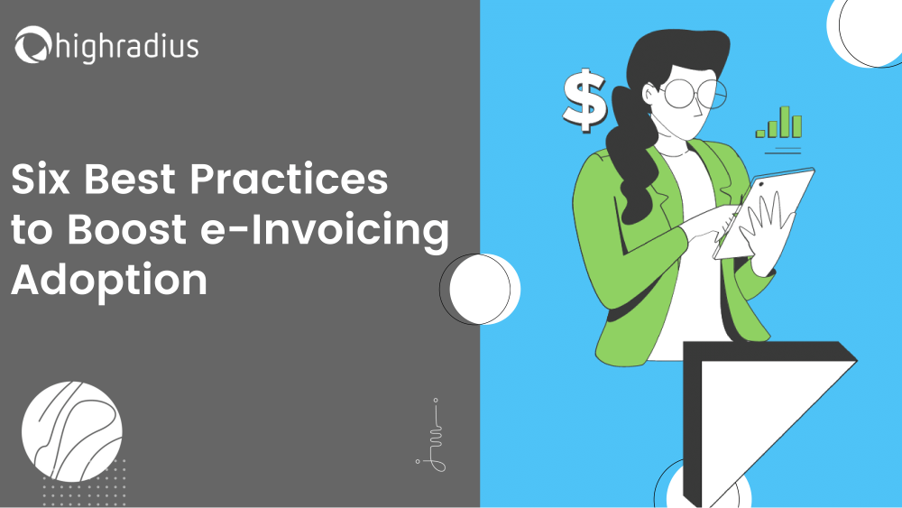 6 Best Practices to boost e-invoicing adoption-frontpage