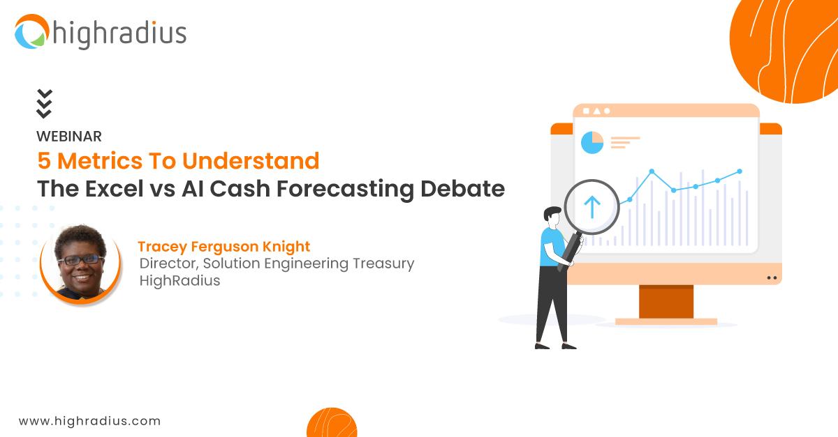 5 metrics to understand the Excel vs AI cash forecasting debate