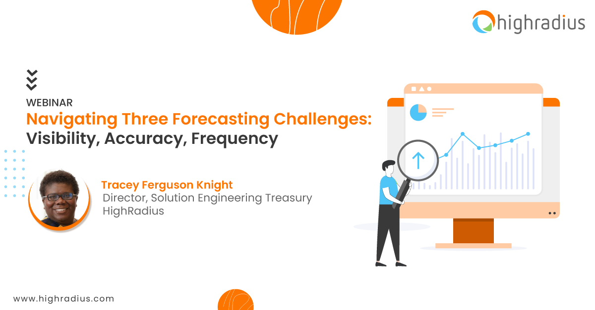 webinar on navigating the three forecasting challenges of visibility, accuracy, and frequency