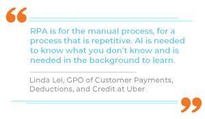 Al and ML-based Automation Offers More Intelligent Solutions  for the O2C Process